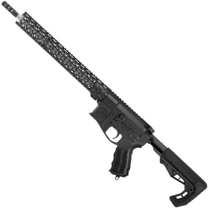 """Unique-ARs UltraLight-15.s 5.56 NATO AR-15 Semi Auto Rifle 16"""" Barrel 30 Rounds M-LOK Handguard Black"""