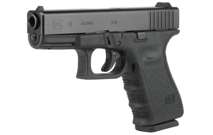 Glock 22 Gen3 40 S&W 15-Round Pistol