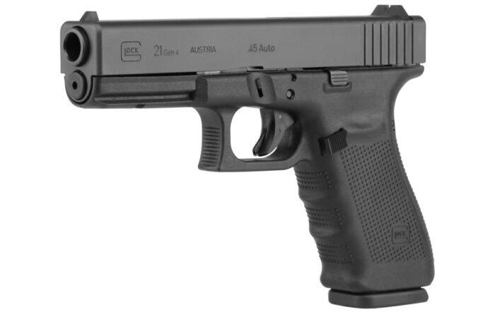 Glock 21 Gen4 45 Auto 13-Round Pistol