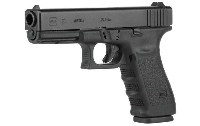 Glock 21SF 45 Auto 13-Round Short Frame Pistol