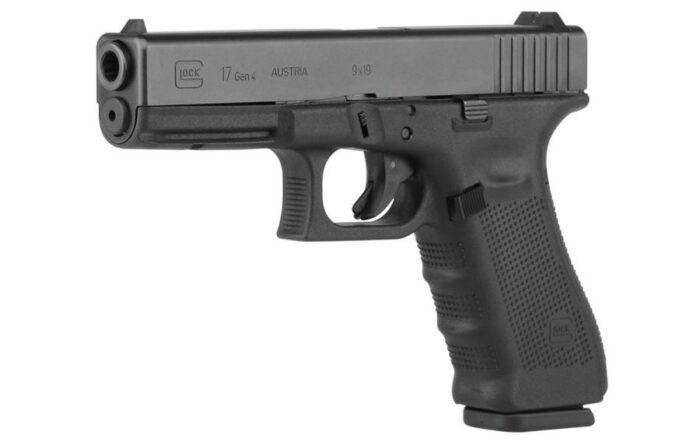 Glock 17 Gen4 9mm 10-Round Compliant Pistol