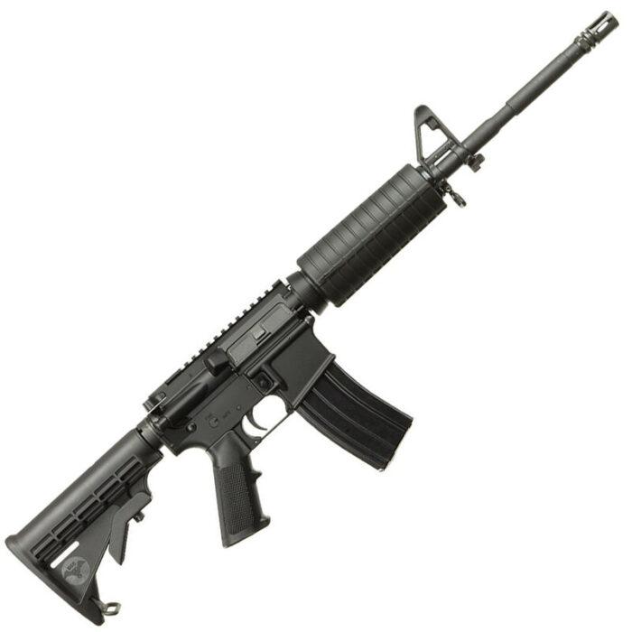 "Doublestar MSD Mil-Spec Dragon AR-15 5.56 NATO Semi Auto Rifle 16"" Barrel 30 Rounds Mil-Spec Furniture Matte Black"