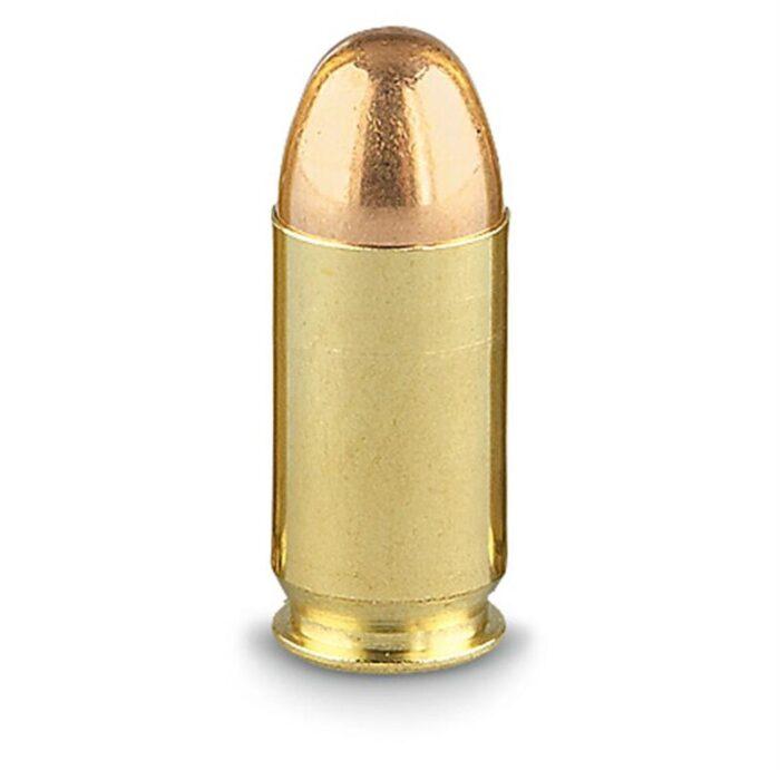 American Quality .45 ACP Ammunition 50 Rounds FMJ 230 Grains N45230