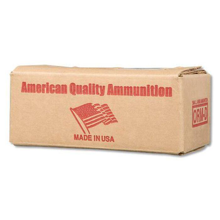 American Quality 10mm Auto Ammunition 250 Bulk Rounds FMJ 180 Grains N10180VP250