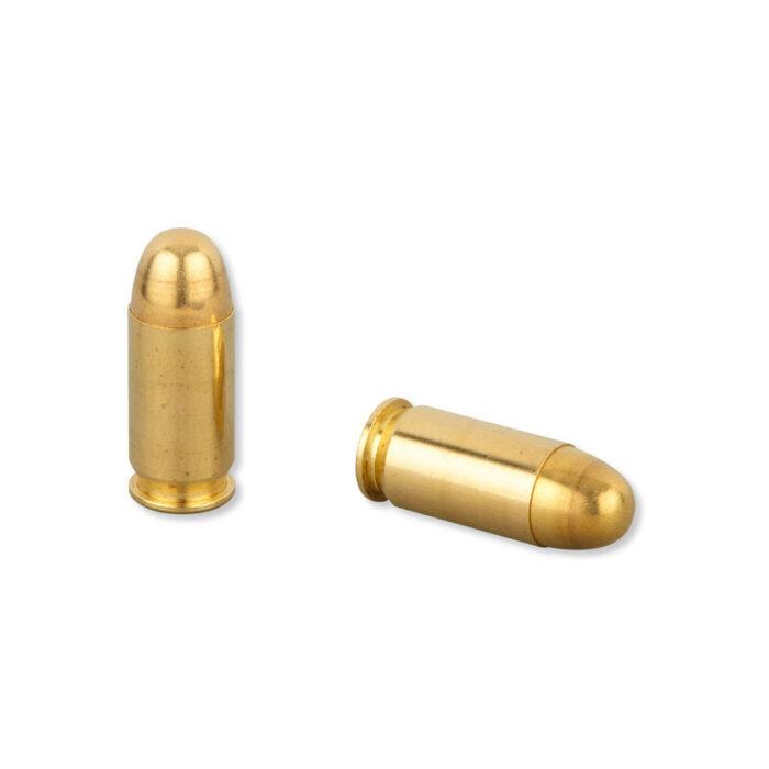 BVAC .45 ACP Ammunition 50 Rounds Reloaded FMJ 230 Grains Poly Bag R45230