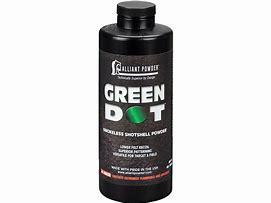 Alliant Green Dot Smokeless Gun Powder
