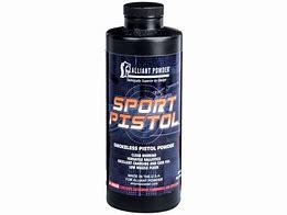Alliant Sport Pistol Smokeless Gun Powder