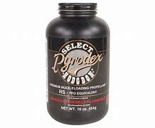 Hodgdon Pyrodex Select Black Powder Substitute 1 lb