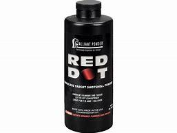 Alliant Red Dot Smokeless Gun Powder