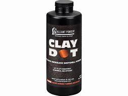 Alliant Clay Dot Smokeless Gun Powder