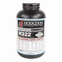Hodgdon H322 Smokeless Gun Powder