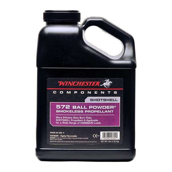 Winchester 572 Smokeless Gun Powder
