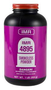 IMR 4895 Smokeless Gun Powder