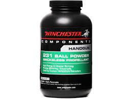 Winchester 231 Smokeless Gun Powder