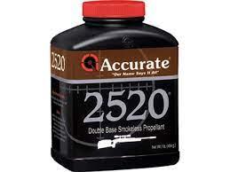 Accurate 2520 Smokeless Gun Powder