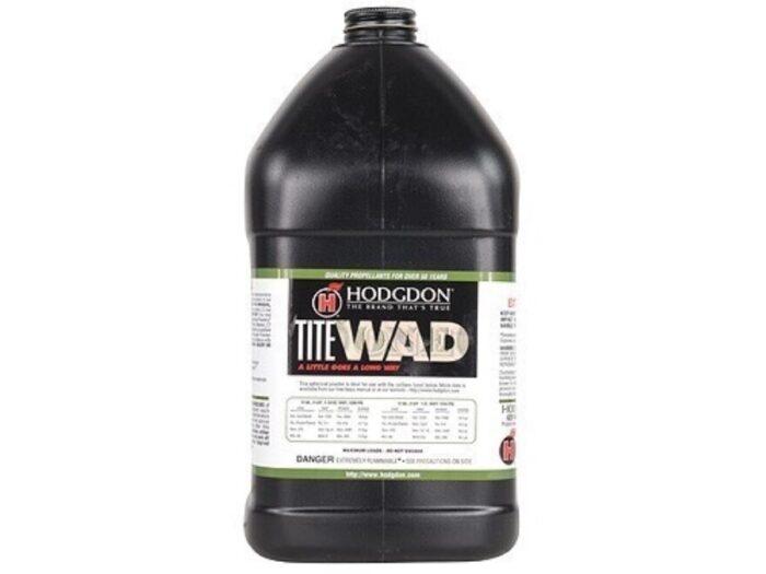Hodgdon Titewad Smokeless Gun Powder